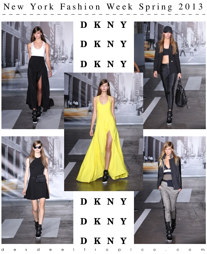 New-York-Fashion-Week-pasarela-DKNY-Spring-Summer-2013