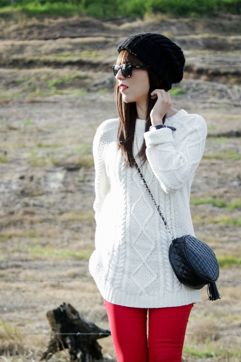 excellent sueter blanco mujer outfit o