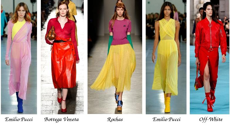 Colores de moda primavera verano 2017 blog de moda costa rica fashion blog - Colores moda primavera verano 2017 ...