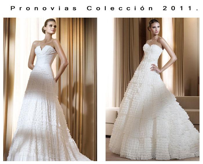 9b77a348f Vestidos de novia  mis estilos favoritos de las últimas tendencias ...