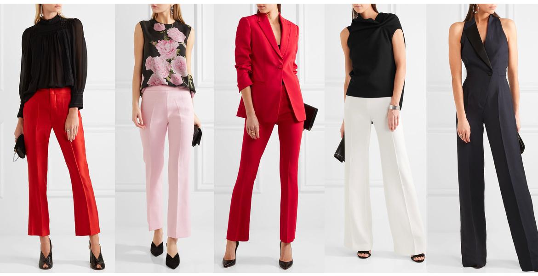 ea1d7ee72 cómo vestirse para una graduación universitaria  opción pantalones