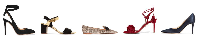 Zapatos para vestido coctel