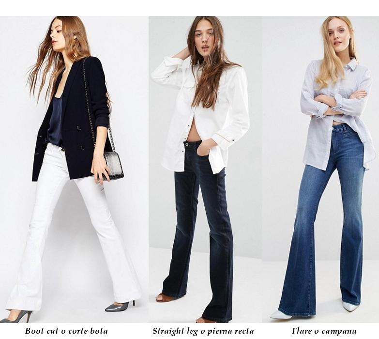 b7db6dfc3 Los mejores estilos de jeans para cada tipo de cuerpo
